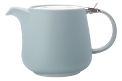 Чайник с ситечком 1.2л Оттенки (голубой) в инд.упаковке Maxwell & Williams AL-57927