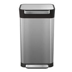Контейнер для мусора с прессом Titan 30 л нержавеющая сталь Joseph Joseph 30030