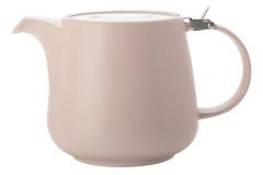 Чайник с ситечком 1.2л Оттенки (розовый) в инд.упаковке Maxwell & Williams AL-57929