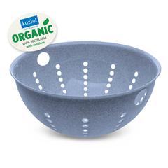 Дуршлаг PALSBY L Organic 5 л синий Koziol 3808671