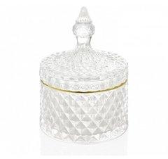 Шкатулка большая Glass and Gold Andrea House CR19186