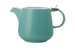 Чайник с ситечком 0.6л Оттенки (аквамарин) в инд.упаковке Maxwell & Williams AL-57923