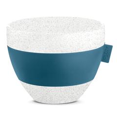 Чашка с термоэффектом AROMA M Organic 270 мл синяя Koziol 3571675