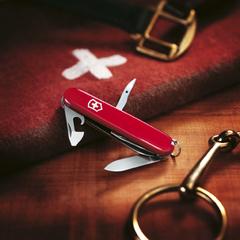 Нож Victorinox Spartan, 91 мм, 12 функций, красный* 1.3603