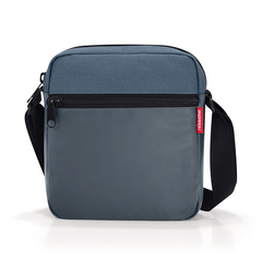 Сумка Crossbag canvas blue Reisenthel UY4061