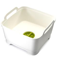 Контейнер для мытья посуды Wash&Drain™ белый Joseph Joseph 85055