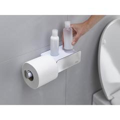 Держатель для туалетной бумаги с отсеком для хранения EasyStore Steel Joseph Joseph 70529