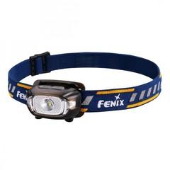 Фонарь светодиодный налобный Fenix HL15 черный, 200 лм, 2-ААА HL15bk