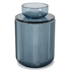 Шкатулка-органайзер Umbra Allira большая синяя 1015411-060