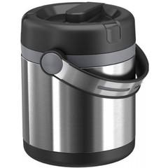 Термос для еды Emsa Mobility (1,2 литра) серый/стальной 509244