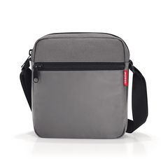 Сумка Crossbag canvas grey Reisenthel UY7050