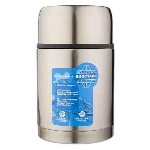 Термос для еды Biostal Авто (1 литр) с термочехлом