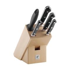 Набор из 4 ножей и мусата в подставке Zwilling Professional