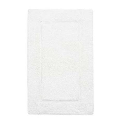 Коврик 53х86 Kassatex Elegance White ELR-213-W
