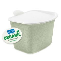 Контейнер для пищевых отходов BIBO Organic зеленый Koziol 5605668