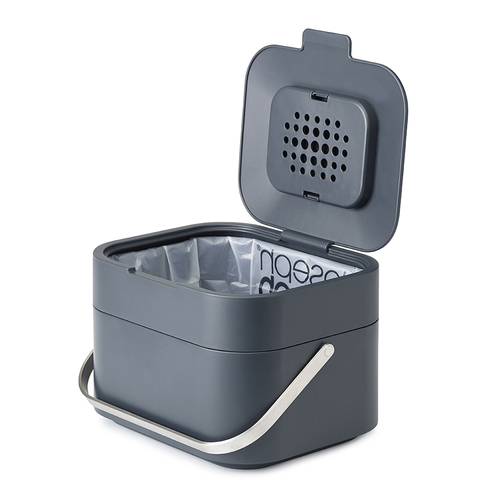 Контейнер для пищевых отходов Joseph Joseph Stack 4 графит 30016
