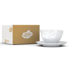 Чайная пара Tassen Snoozy 200 мл белая T01.45.01