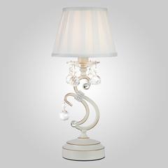 Настольная лампа Eurosvet Ivin 12075/1T белый Strotskis настольная лампа