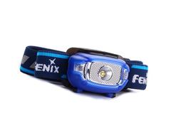Фонарь светодиодный налобный Fenix HL15 синий, 200 лм, 2-ААА HL15bl