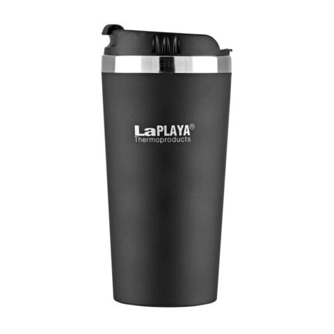 Термокружка La Playa Mercury Mug (0,4 литра) черная 560016