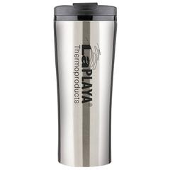 Термокружка La Playa Vacuum Travel Mug (0,4 литра) серебристая 560080