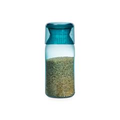 Пластиковая банка с мерным стаканом 1,3 л Brabantia 290183
