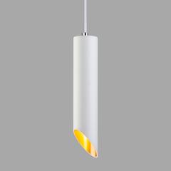 подвесной светильник Elektrostandard 7011, 7005 7011 MR16 WH/GD белый/золото