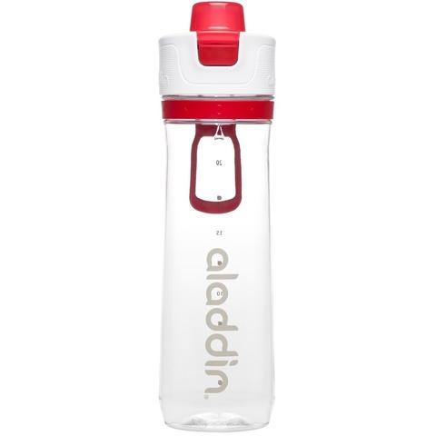 Бутылка для воды Aladdin Active Hydration 0.8L красная