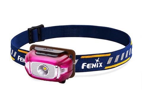 Фонарь светодиодный налобный Fenix HL15 фиолетовый, 200 лм, 2-ААА