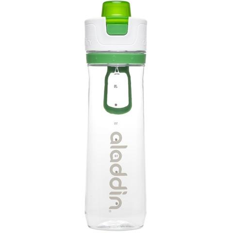 Бутылка для воды Aladdin Active Hydration 0.8L зеленая
