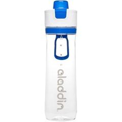 Бутылка для воды Aladdin Active Hydration 0.8L синяя 10-02671-005
