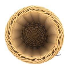 Корзина круглая d 14 см, h 16 см, цвет бежевый Westmark Saleen арт. 020605 041 01