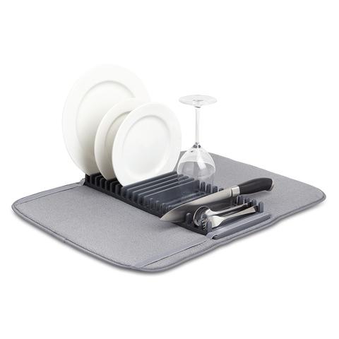 Коврик для сушки посуды Umbra UDRY тёмно-серый 330720-149