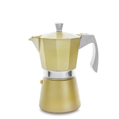 Кофеварка гейзерная на 6 чашек IBILI Evva арт. 623906