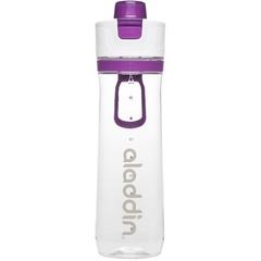 Бутылка для воды Aladdin Active Hydration 0.8L фиолетовая 10-02671-006