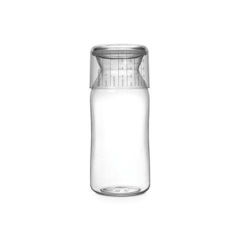 Пластиковая банка с мерным стаканом 1,3 л Brabantia 290220