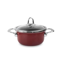 Кастрюля эмалированная 16 см (1,4л.) KOCHSTAR Copper Core Cookware арт. 32603016