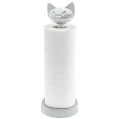 Держатель для бумажных полотенец MIAOU Organic серый Koziol 5225670