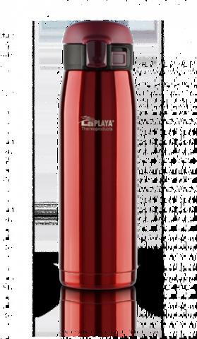 Термокружка LaPlaya Travel Tumbler Bubble Safe (0,5 литра) красный