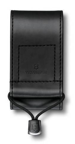 Чехол из искусственной кожи Victorinox, черный, для Swiss Officers Knife 91 и 93 мм толщиной 5-8 уро MV-4.0481.3