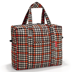 Сумка складная Mini maxi touringbag glencheck red Reisenthel AD3068
