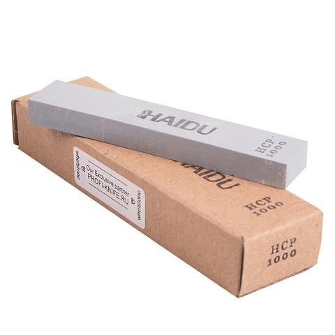 Камень для заточки #2600 керамика+карбид кремния HAIDU HCP1000