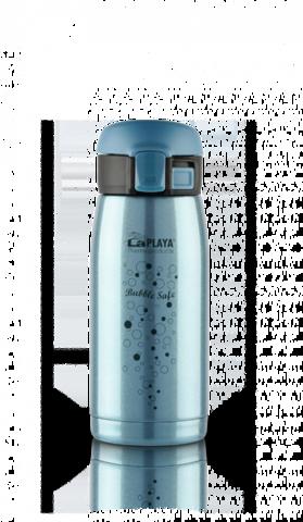Термокружка LaPlaya Travel Tumbler Bubble Safe (0,35 литра) голубой