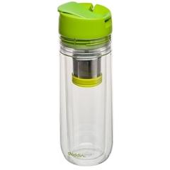 Бутылка для заваривания Aladdin Tea Infuser  0.35L зеленая 10-01957-007