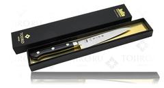Нож универсальный 12см (37 слоев) Tojiro / Julia Vysotskaya Professional F-650 JV