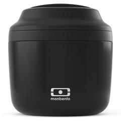 Контейнер для еды MB Element black onyx Monbento 18270002