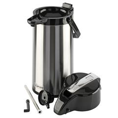 Термос настольный LaPlaya Glass Filler Pump Pot (1,9 литра) с пневмонасосом (стеклянная колба) 560108