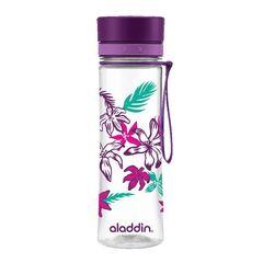 Бутылка для воды Aladdin Aveo 0.6L фиолетовая 10-01102-078