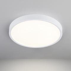 Накладной потолочный светодиодный светильник DLR034 24W 4200K Elektrostandard*