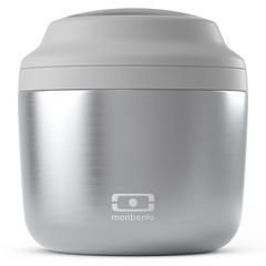 Контейнер для еды MB Element Silver Monbento 18273998